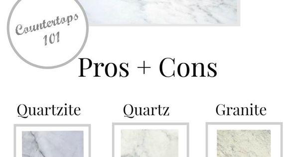 Marble Countertop Alternatives Pros Cons