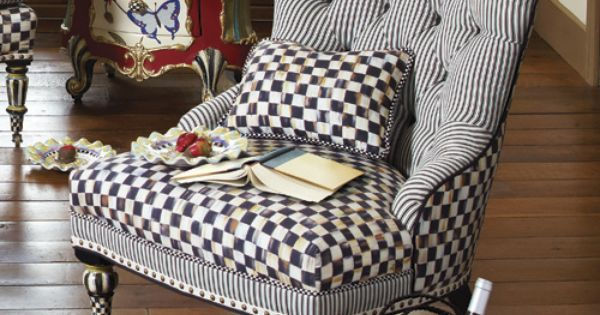 Mackenzie Childs Farm Aurora Ny Chairs Pinterest