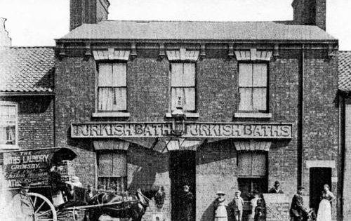 Grimsby turkish baths historic spas baths and watering for Bathroom design grimsby