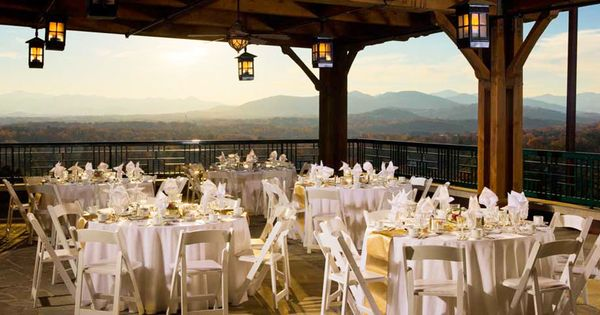 Grove park inn veranda a great place for wedding and a for Wedding venues in asheville nc