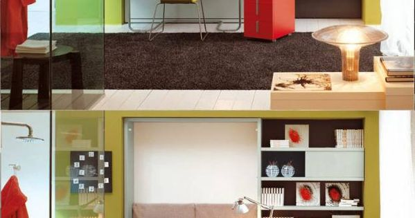 Smart Space Saving And Multi Purpose Furniture From Clei