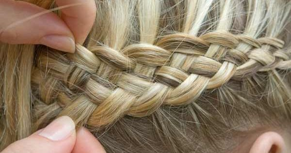 Next to learn - dutch braiding 4 5 strands hair