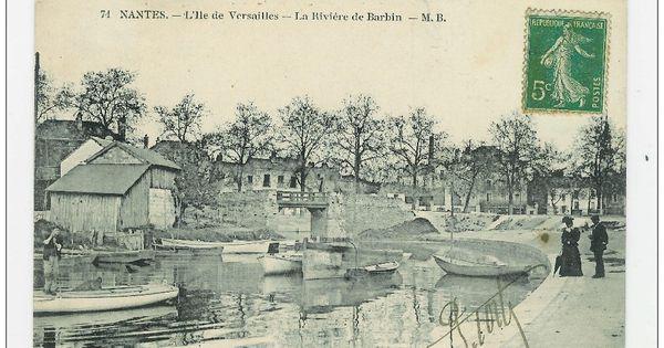 Epingle Par Robert Valois Sur Nantes Nantes Loire Atlantique Photos Anciennes