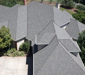 Malarkeyroofing Windsor Polymer Modified Asphalt Roofing Shingles In Weathered Wood Homeimprov Fibreglass Roof Residential Roofing Shingles Roof Shingles