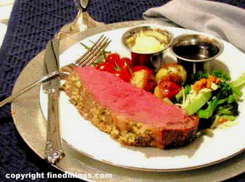 Menu Ideas Dinner Party Course Recipes Prime Rib Dinner Au Jus Recipe Dinner Party Recipes