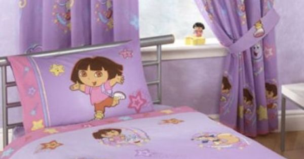 dora bedroom decorations  dora the explorer bedroom decor 2 Dora the ...