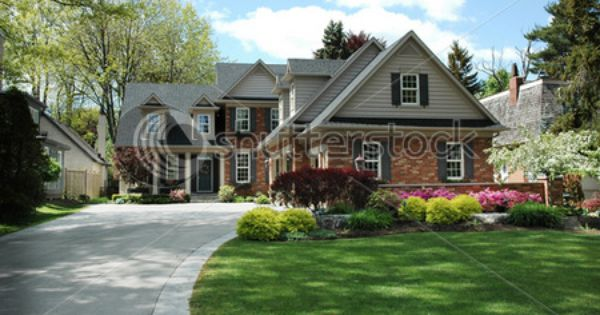 Pin By Brian Krause On Siding Color Options For Red Brick Homes Red Brick House House Exterior Exterior House Colors