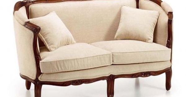 Sofa Honey Louis Muebles Estilo Luis Xv Decoracion De Muebles Muebles