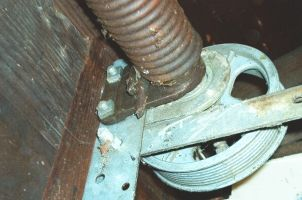 How To Replace Crawford Garage Door Torsion Springs Garage Door