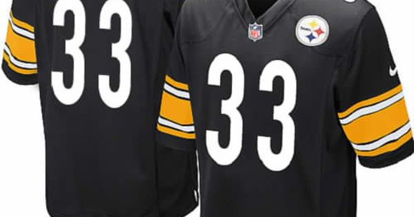 4f8d5066151 ... Youth Nike Pittsburgh Steelers 33 Isaac Redman Black Limited NFL Jersey  Sale NFL Pinterest ...