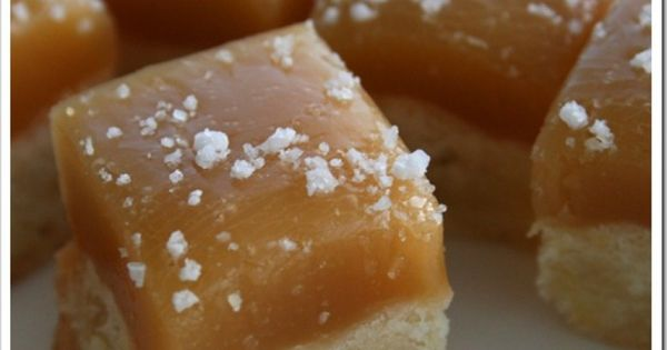 Caramel and Recipe on Pinterest