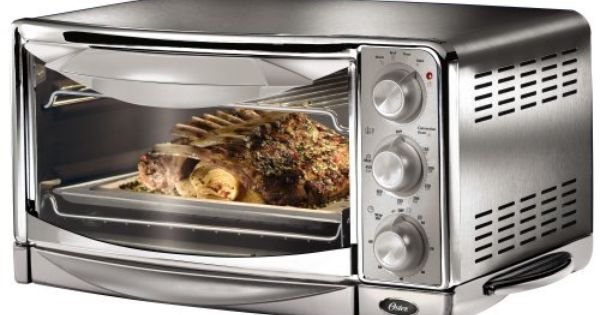 Oster 6297 6 Slice Convection Toaster Oven Stainless Steel By