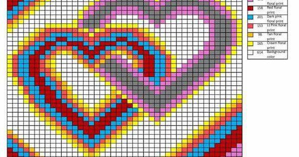 Double Heart Quilt Quilts Quilts Quilts Pinterest