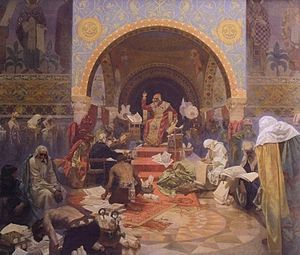 The Slav Epic Wikipedia The Free Encyclopedia Grandes