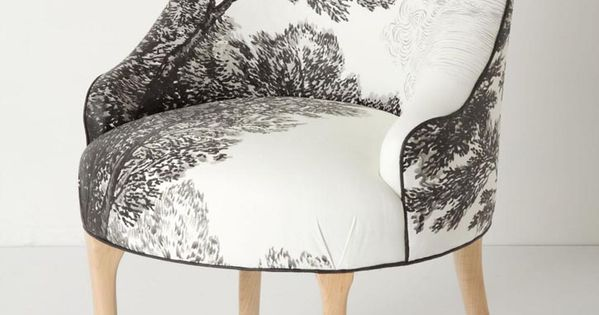 chair - Hand Painted Furniture by Molly Hatch - The Artful Desperado