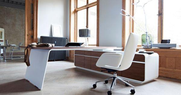 Senor bureaux de direction mobilier bureau kinnarps for Mobilier bureau 63