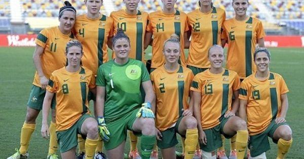 Australia 23 Women Roster For Women S Fifa World Cup 2015 Fifa Women S World Cup Fifa World Cup