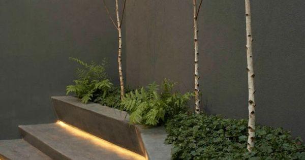 ... à LED en 50 idées de luminaire de jardin  Decoration and LED