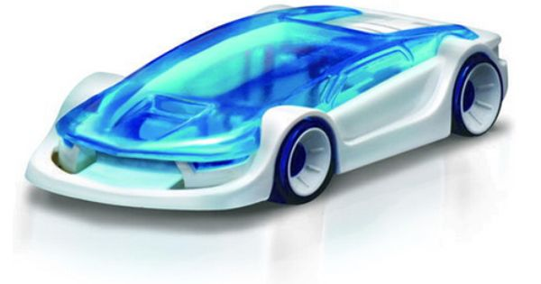Salt Water Powered Car Fuel Cell Diy Toy Kit Www Gadgetplus Ca Water Powered Car Fuel Cell Cars Fuel Cell