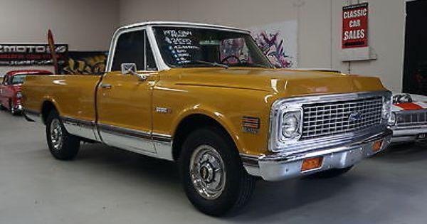 1972 Chevrolet Cheyenne For Sale In Gold Coast Queensland