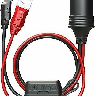 Ebay Ad Noco Gc018 12 Volt Adapter Plug Socket With Eyelet Battery Terminals Battery Terminal Plugs Ebay