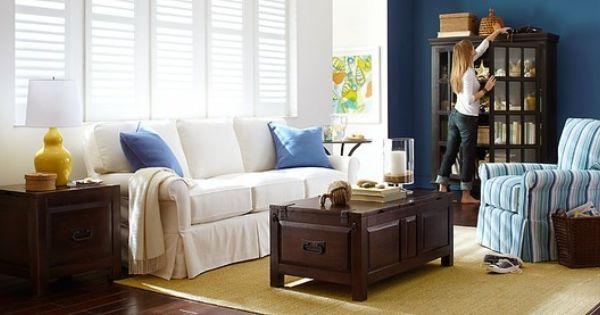 Navy And Yellow Living Room Decorating Ideas Pinterest Living