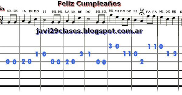 Como Tocar El Feliz Cumpleaños Con Guitarra Clases Simples De Guitarra Y Piano Feliz Cumpleaños Feliz Guitarras