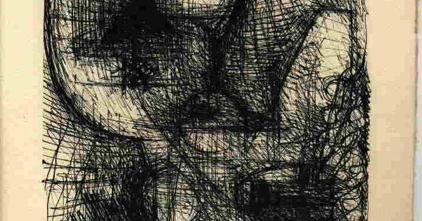 Marcel gromaire original radierung etching gravure von for Minimal art zusammenfassung