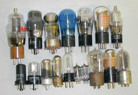 An Old School Education Radio Electronics Course 1b Parts Is