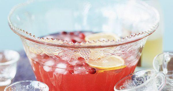 Cocktail marquisette au vin mousseux ros recette for Cocktail mousseux