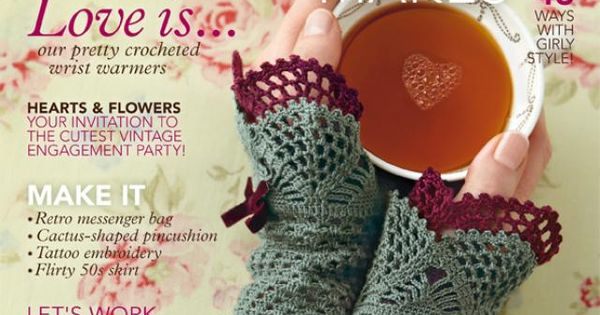 Creative Crochet Magazine : Download Crochet Magazine Crochet Love Pinterest Creative ...