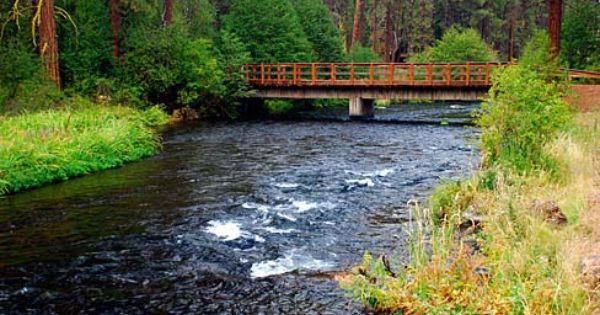 Metolius River Camp Sherman A Little Distance To Your Right And You Will Find The Chapel In