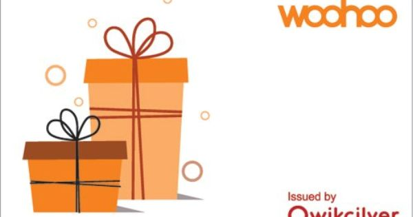 For 950 5 Off Get 5 Off On Woohoo Gift Cards At Amazon India Deals4india In Amazon Gift Cards Gift Card Balance Egift Card