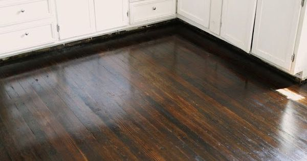 2716 Best Refletir E Evoluir Images On Pinterest: Dark Walnut Stain On Pine Floors Minwax Dark Walnut Stain