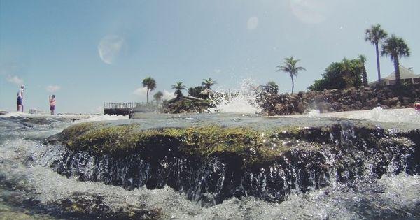 Point of Rocks, Siesta Key, Florida~~ Park at the public ...
