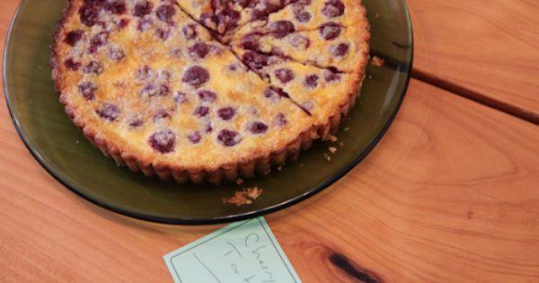 ... Blood Orange Lemon Vanilla Infused Shaker Pie | Custard Tart, Blood