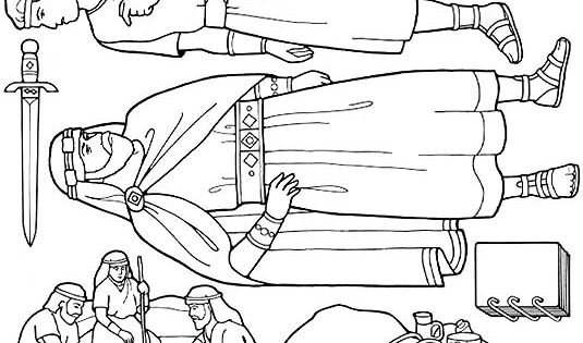 2000 stripling warriors coloring pages | Lehi Leaving Jerusalem Coloring Page Coloring Pages