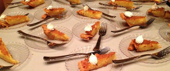 Yesterday Cafe Buttermilk Pie Recipe Buttermilk Pie Buttermilk Pie Recipe Recipes