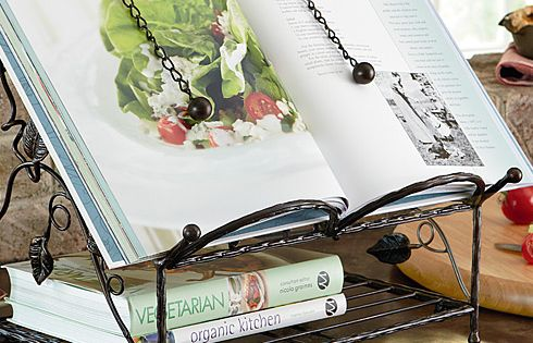 Arbor Cookbook Stand by Biltmore Inspirations, contact me for info!