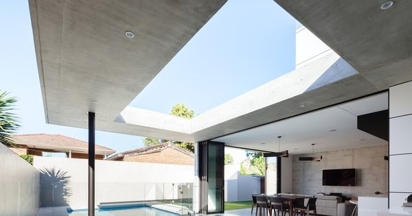 Outdoor Areas | Architects and House