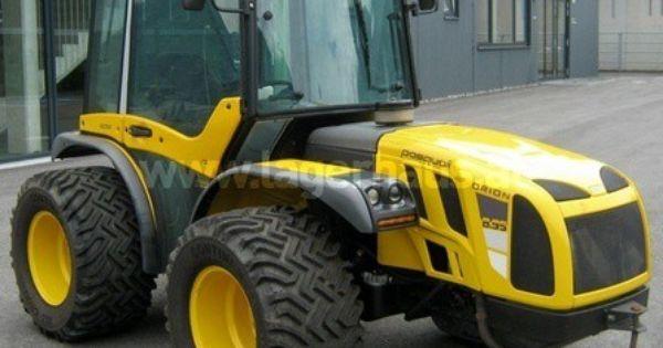 Pasquali Orion 8 95 Tractor Google Search Tractors Compact Tractors Farm Tractor