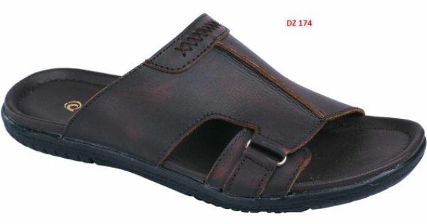 Sandal Harga 240rb Kode Dz 174 Bahan Kulit Uk 38 43 Sandal