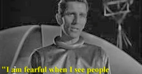 The Day The Earth Stood Still - Klaatu Quote