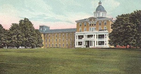 Dayton State Hospital Historic Asylums Hospital Dayton Ohio Dayton