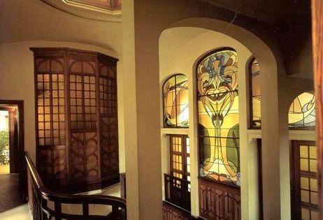 Hotel olet by henri van de velde art nouveau pinterest for Hotel design bruxelles