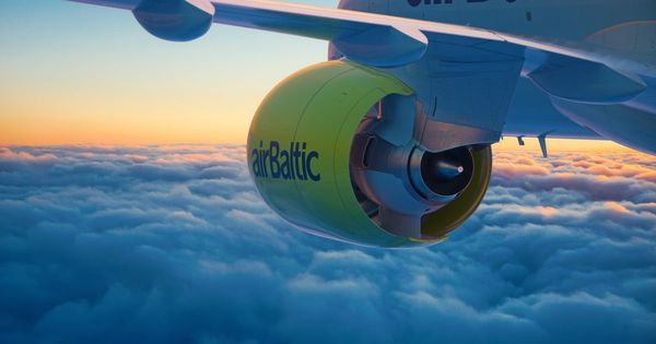Airbaltic Is Very Interested In An Airbus A220 Stretch A220 500