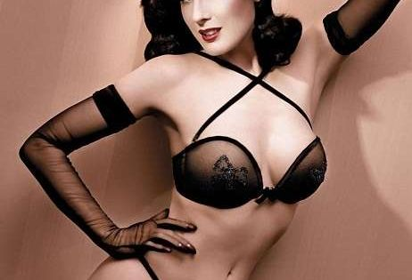 lingerie pin ups girls | 39 Provocative Pin-Ups - From Miniature Pin-Up
