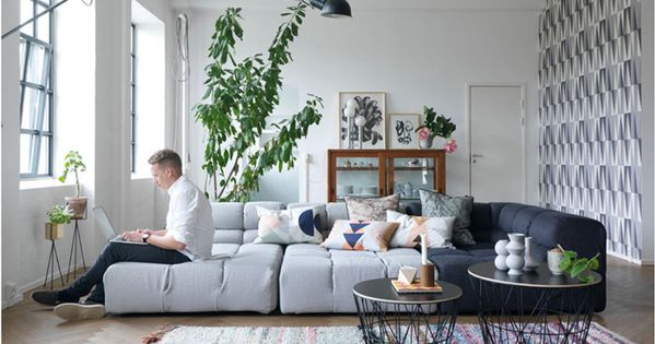 The Home Of Trine Andersen Of Ferm LIVING NordicDesign