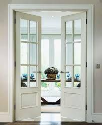 Interior French Doors Half Glass Google Search Double Doors Interior French Doors Interior Internal Glass Doors