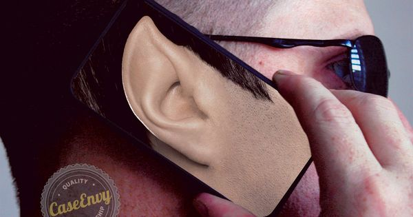 Star Trek Inspired Spock Ear Phone Case